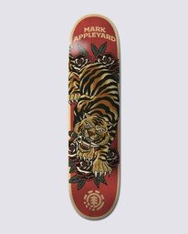 0 Natural Defense Appleyard Skateboard Deck Multicolor ALYXD00155 Element