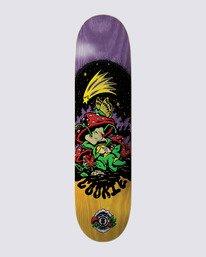 0 Fun Guy Cookie Skateboard Deck  ALYXD00161 Element