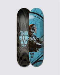 0 Star Wars™ Mando Child Skateboard Deck  ALYXD00171 Element