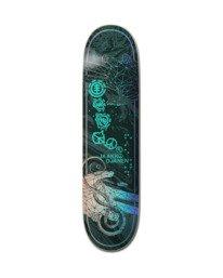 0 Low Poly Jaakko Skateboard Deck Multicolor ALYXD00173 Element