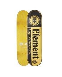 0 Harold Hunter Foundation Skateboard Deck Multicolor ALYXD00197 Element