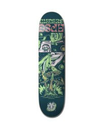 0 Space Case Madars Skateboard Deck Multicolor ALYXD00201 Element
