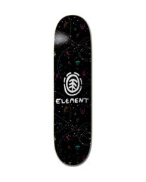 0 Galaxy Skateboard Deck Multicolor ALYXD00211 Element