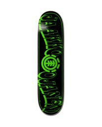 1 Out There Jaakko Glow-In-The-Dark Skateboard Deck Multicolor ALYXD00226 Element