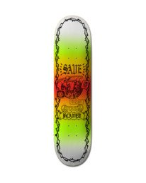 0 Planet Save Skateboard Deck Multicolor ALYXD00230 Element