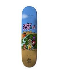 0 Hotel Radio Paris Skateboard Deck Multicolor ALYXD00233 Element