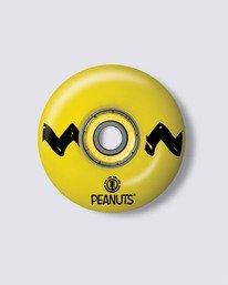 1 Peanuts Charlie 52MM Wheels  ALYXE00108 Element