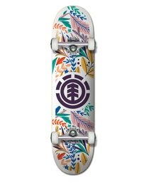 0 Floral Party Complete Skateboard Multicolor ALYXW00114 Element