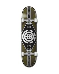 0 Camo Major League Complete Skateboard Multicolor ALYXW00144 Element