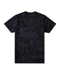 1 Fin Wash T-Shirt Blue ALYZT00102 Element