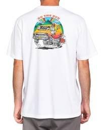 2 Van Run T-Shirt White ALYZT00107 Element