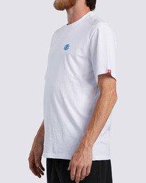 2 Foxwood T-Shirt White ALYZT00110 Element