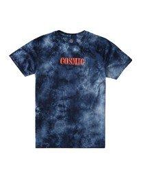 0 Strave Wash T-Shirt Blue ALYZT00111 Element
