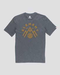 0 Three Peak T-Shirt  ALYZT00153 Element