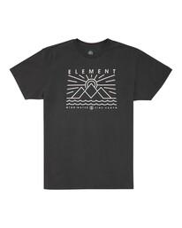 2 Oddie Pigment T-Shirt Blue ALYZT00169 Element