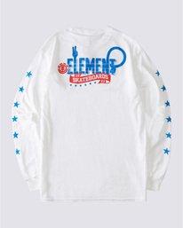 0 Star Peace Long Sleeve T-Shirt  ALYZT00176 Element