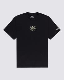 0 Mandala T-Shirt Blue ALYZT00181 Element