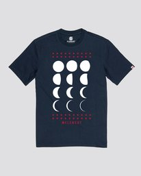 0 Star Moon T-Shirt  ALYZT00227 Element