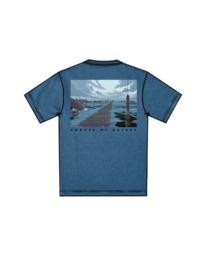 7 Star Wars™ x Element Water T-Shirt Blue ALYZT00261 Element