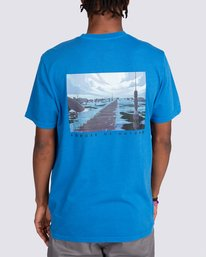 1 Star Wars™ x Element Water T-Shirt Blue ALYZT00261 Element