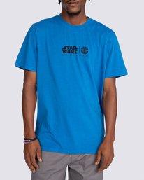0 Star Wars™ x Element Water T-Shirt Blue ALYZT00261 Element