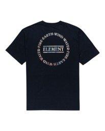 1 Questa Short Sleeve T-Shirt Blue ALYZT00282 Element