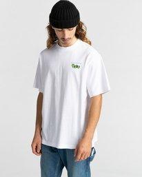 1 Ganzo Short Sleeve T-Shirt White ALYZT00298 Element
