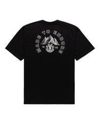 1 Ivyhill Short Sleeve T-Shirt Blue ALYZT00319 Element