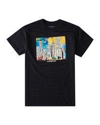 0 315 T-Shirt Blue ALYZT00325 Element