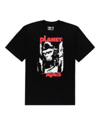 0 Planet of the Apes Surge Short Sleeve T-Shirt Blue ALYZT00343 Element