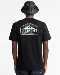 2 Planet of the Apes Surge Short Sleeve T-Shirt Blue ALYZT00343 Element
