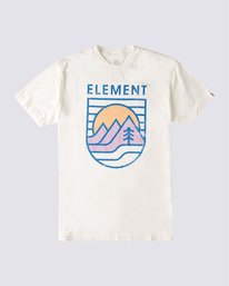 0 Hillsboro Pigment T-Shirt White ALYZT00349 Element