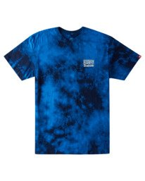 0 Wander Tie-Dye T-Shirt Purple ALYZT00351 Element