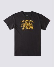 0 Dantonz T-Shirt Blue ALYZT00363 Element