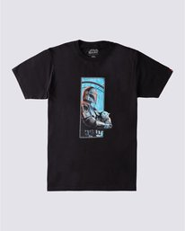 0 Star Wars™ Mando Child T-Shirt Blue ALYZT00374 Element