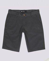 0 Howland Classic Shorts Black B2121EWS Element
