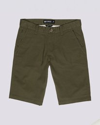 0 Howland Classic Shorts Beige B2121EWS Element