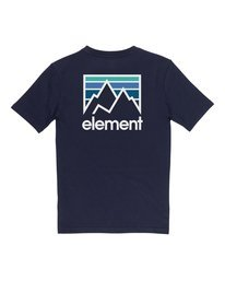 0 Boys' Joint T-Shirt Blue B4013EJO Element