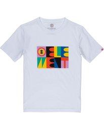 1 Glimpse Icon Boys T-Shirt  B401VEBA Element