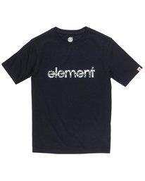 0 VERSE SS BOY Black B401VEVA Element