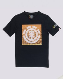 0 Dunes Icon Boys T-Shirt  B401WEDU Element