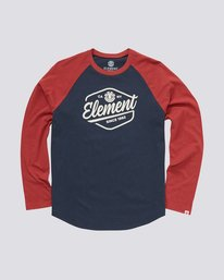 0 SWASH BOYS RAGLAN Blue B470QESW Element