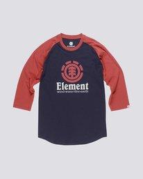0 VERTICAL BOYS RAGLAN Blue B470QEVR Element