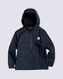 0 Boys' Alder Jacket Blue B7163EAL Element