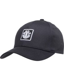 1 Boys' Treelogo Hat Blue BAHTVETR Element