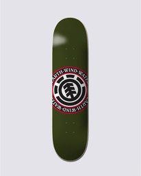 0 Seal Forest 8.5 Skateboard Deck  BDLG1SL3 Element