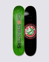 0 Ghostbusters Logo Skateboard Deck  BDLG3GHB Element