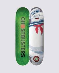 0 Stay Puft Skateboard Deck  BDLG3GSP Element