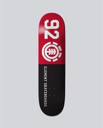0 92 Classic Skateboard Deck  BDLGMC92 Element