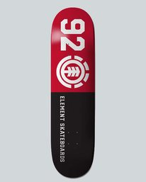 0 92 Classic Skateboard Deck  BDLGMC92 Element
